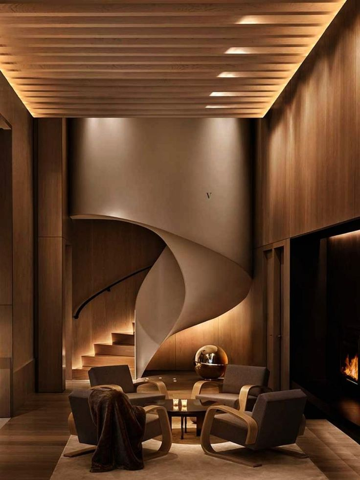Amazing Luxurious Interior Design - The New York EDITION Hotel