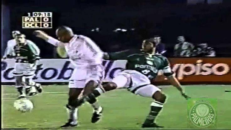 Final Libertadores 1999 - Palmeiras 2 [4] x [3] 1 Dep. Cali