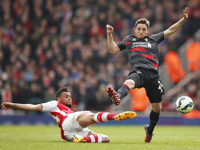 Arsenal-Liverpool : Coquelin