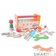 Wooden Tool Workbench Toy