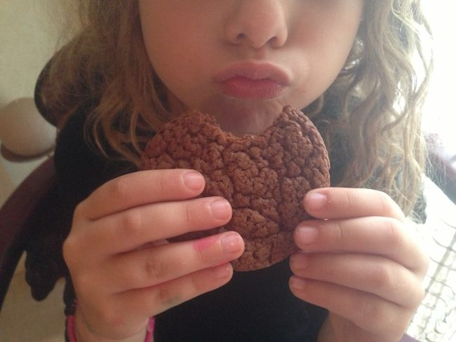 Blog - Πανεύκολα μπισκότα πραλίνας