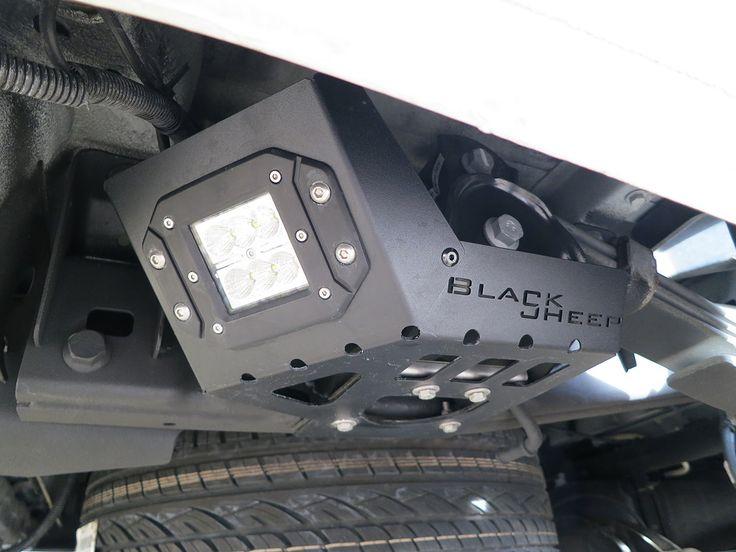 VW Amarok Black Sheep Innovations