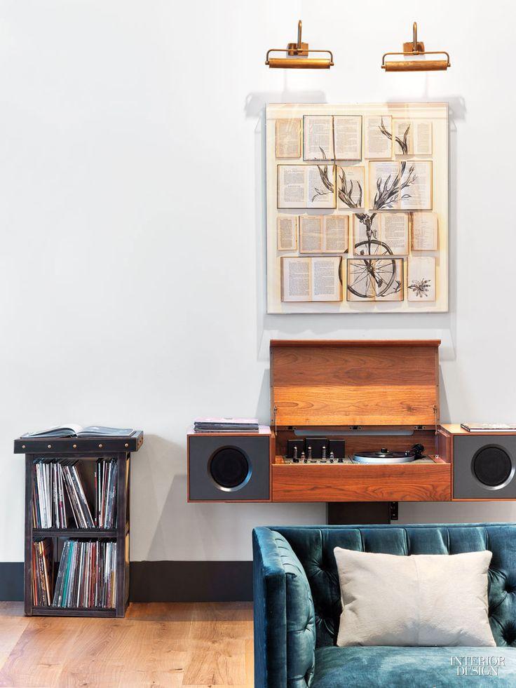 mark zeff riffs on austins musical heritage at the hotel van zandt - Interior Design News Articles