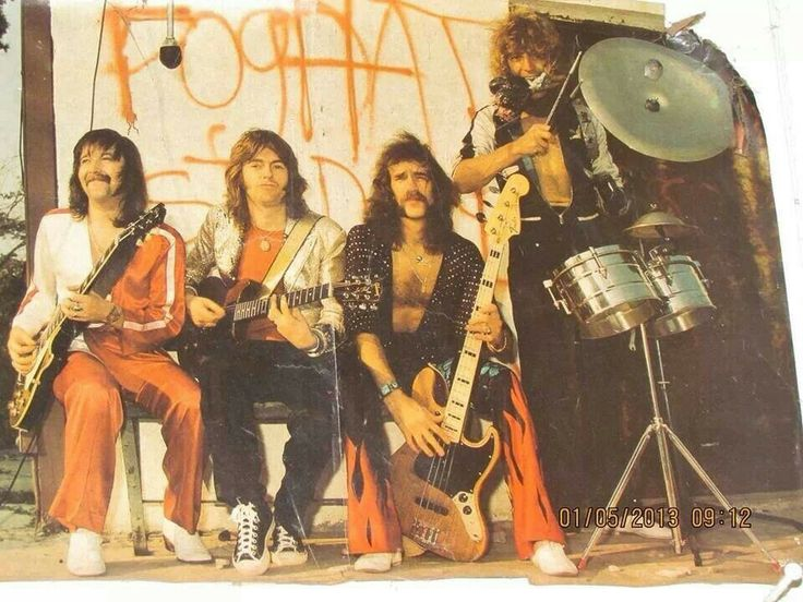 49 Best Images About Foghat Classics On Pinterest North