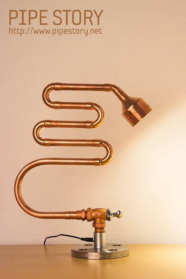 137 Best Copper Pipe Ideas Images On Pinterest