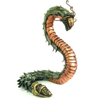 Dragón amphithere mexicano http://algarabianinos.com/explora/tipos-de-dragones-en-el-mundo-segunda-de-dos-partes/