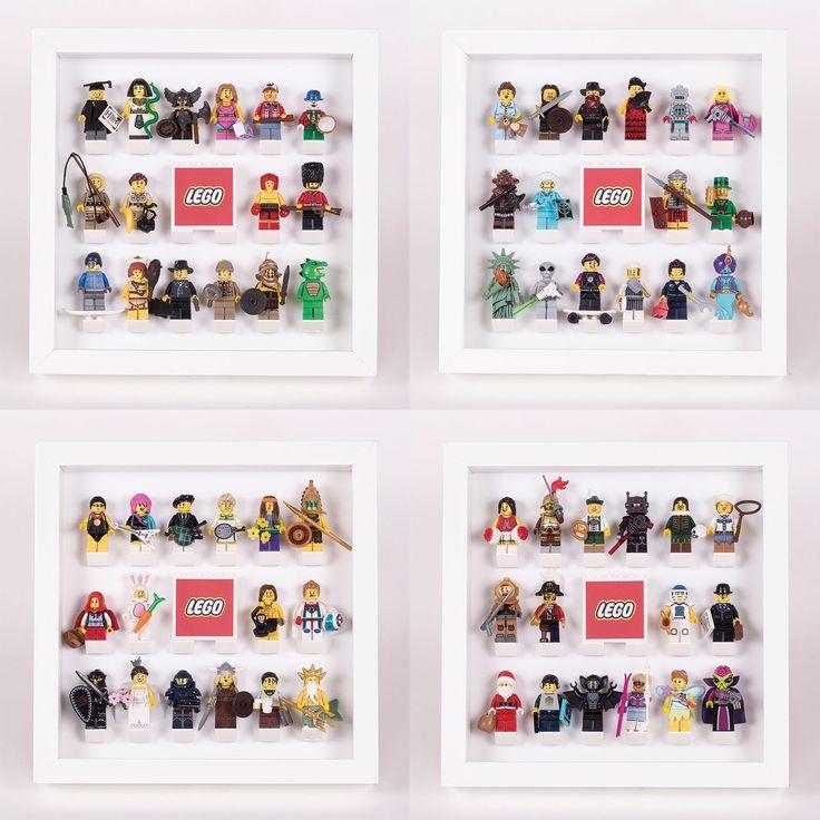 LEGO Minifigures Series 1-16 Movie Team GB DFB Disney Museum Collection | eBay