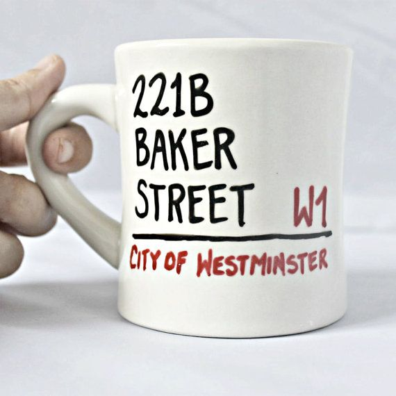 Hey, I found this really awesome Etsy listing at https://www.etsy.com/listing/177540076/sherlock-holmes-coffee-mug-tea-cup-diner