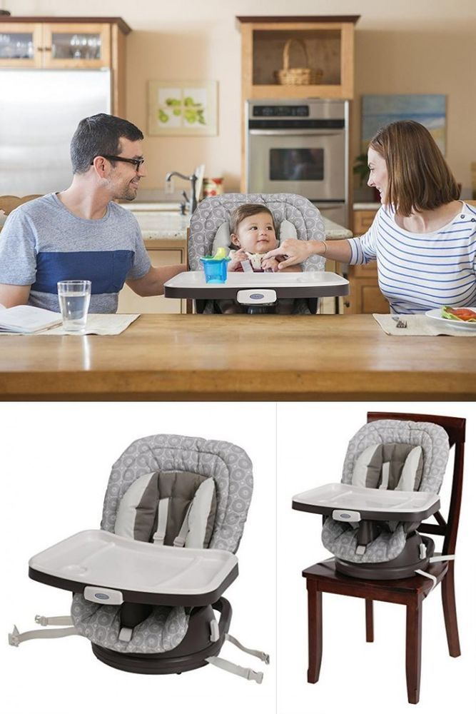 ICYMI: Baby High Chair Toddler Infant Cradle Kids Booster Seat Secure  Feeding Highchair | KiderellaDeals   Discount Offers | Pinterest | Kids Booster  Seat ...