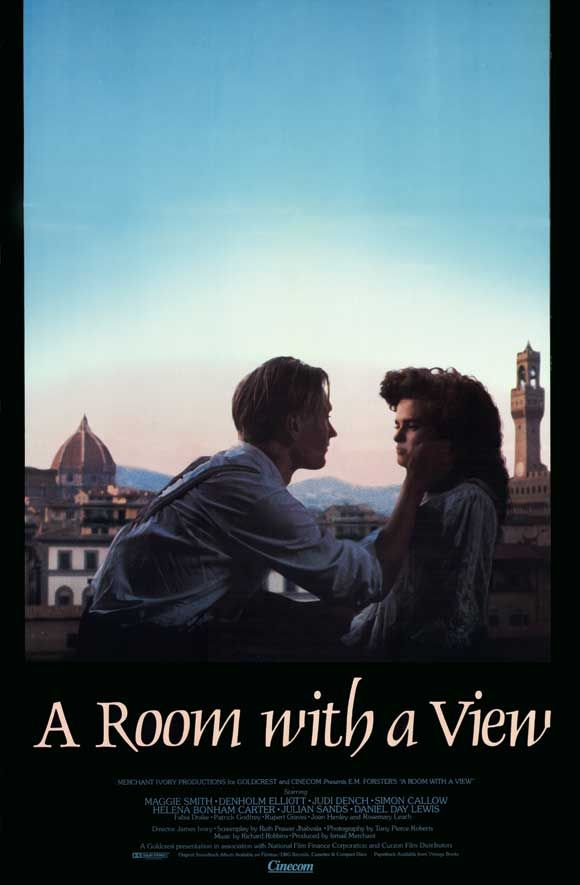 BoxOfficeBenful: CULT MOVIE: CAMERA CON VISTA (A room With a View - 1986) di James Ivory