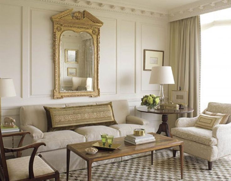 Love Everything About This Room. The Colour Scheme, The Panelling And The  Furniture Mmm · Elegant Living ... Part 69