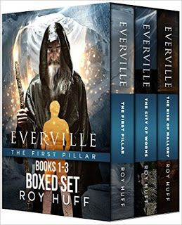 Mary Ann Bernal: Everville: Books 1-3 Boxed set - 99 cents 11/22/15...