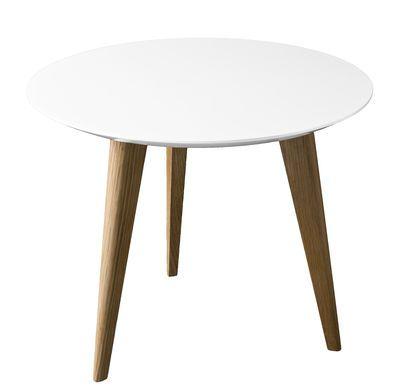Les 11 meilleures images du tableau table basse ronde sur pinterest tables basses rondes - Pied bois oblique ...