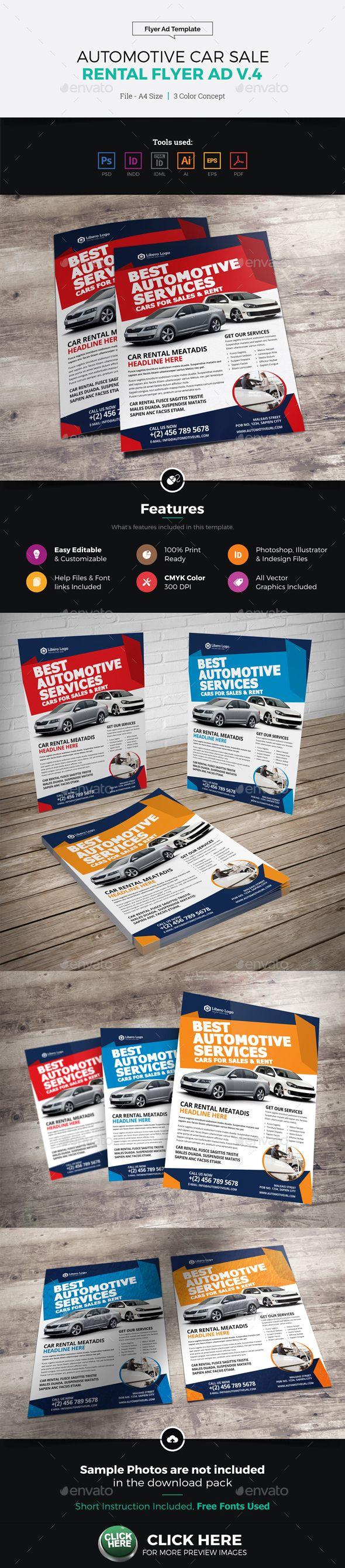 cover letter for bid proposal%0A Automotive Car Sale Rental Flyer Ad v