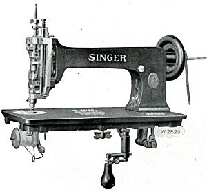 singer chainstitch sewing machine manual