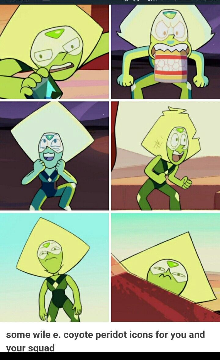 If i could be any character on the show I would be PEri