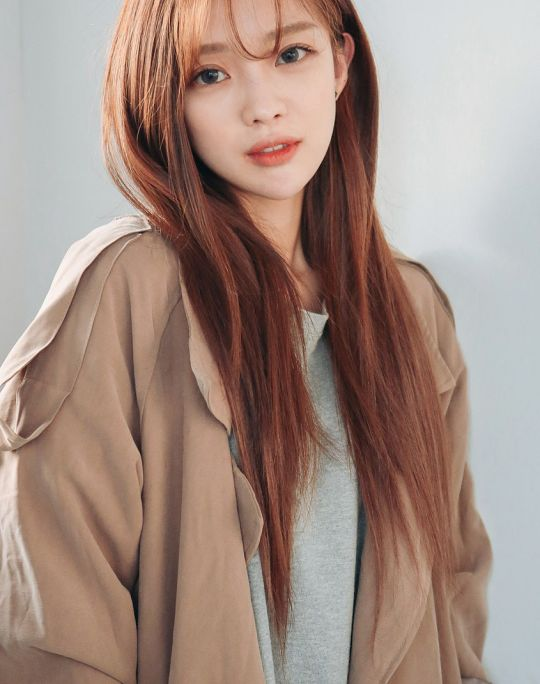 korean long hair style kfashion korean fashion seasonal fashion my 4101 | 67c8d1ac7b5ce7f75b19a2c7c72ea489 korean long hair hair color korean