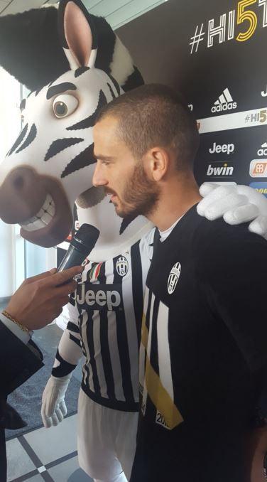Leonardo Bonucci <3 - Juventus