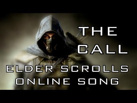 I am just too damn excited for this game.  The Call: Elder Scrolls Online song written and performed by Miracle of Sound.
