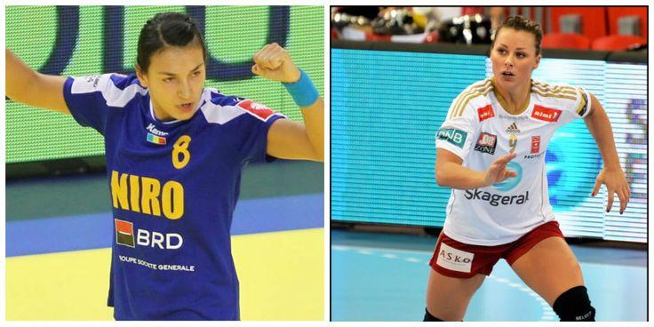 """România - Norvegia e şi duelul pentru """"Balonul de aur"""" din handbal. **Luptă la """"baionetă""""** între Neagu şi Mork"""