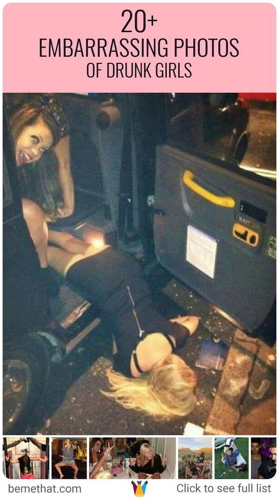 20 Embarrassing Photos Of Drunk Girls  Smart Pregnancy-1601