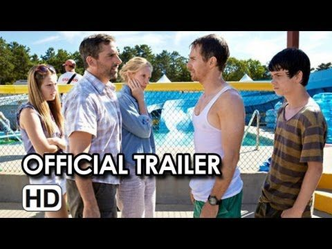 The Way Way Back Official Trailer (2013) - Steve Carell, Liam James, Ton...