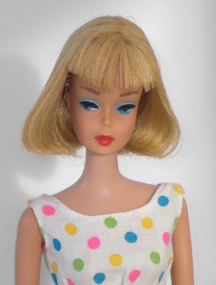 Barbie the american girl goes global