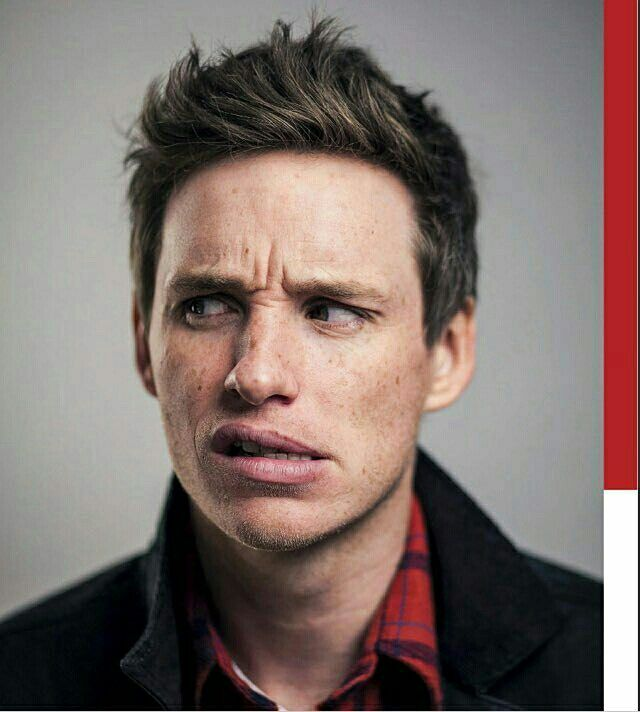 Eddie, what's with the face.