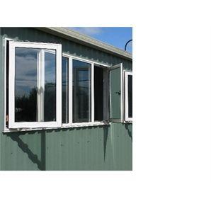 Polar Eco-View 600 x 945mm White Birch Openable Double Glazed Window