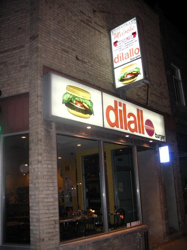 Best burger in Montreal!