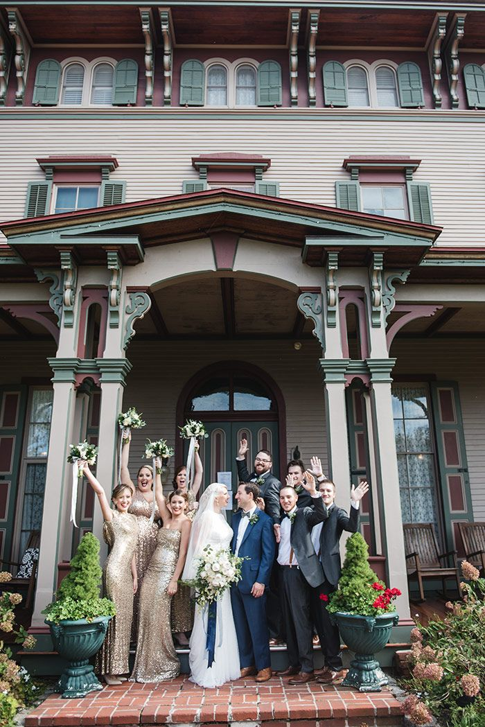 Caitlin And Ryan S Vintage Wedding At The Southern Mansion
