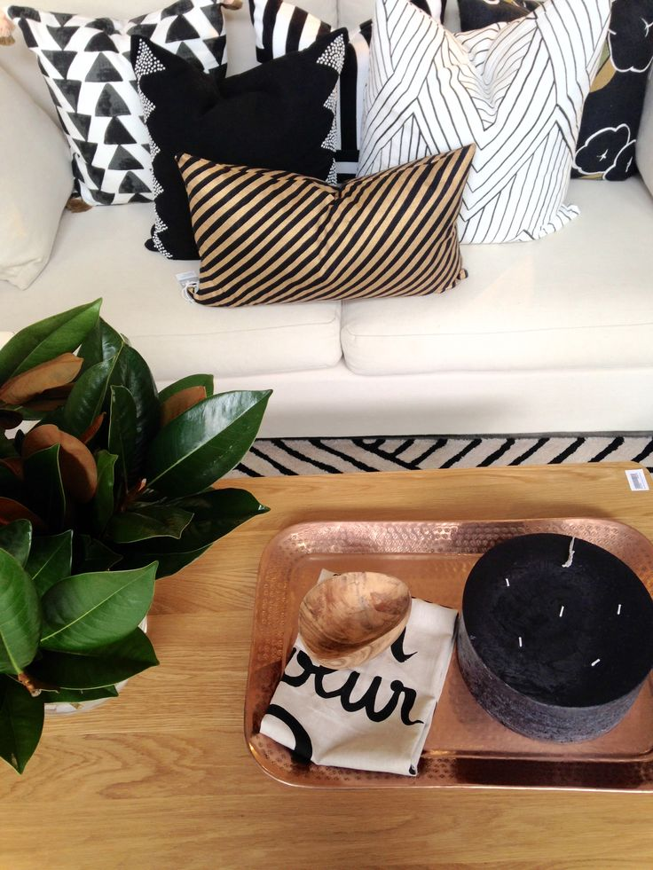 A touch of metallic in our Sydney store!