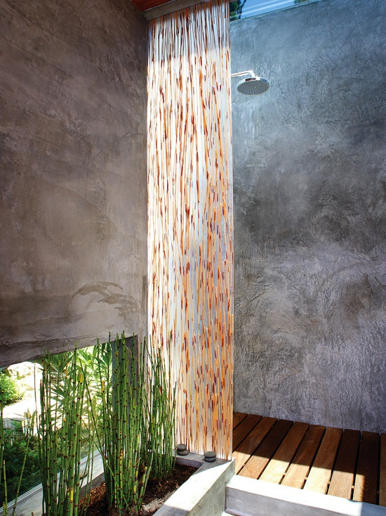 Resin Wall Design, Pictures, Remodel, Decor and Ideas 3Form shower wall... room divider?