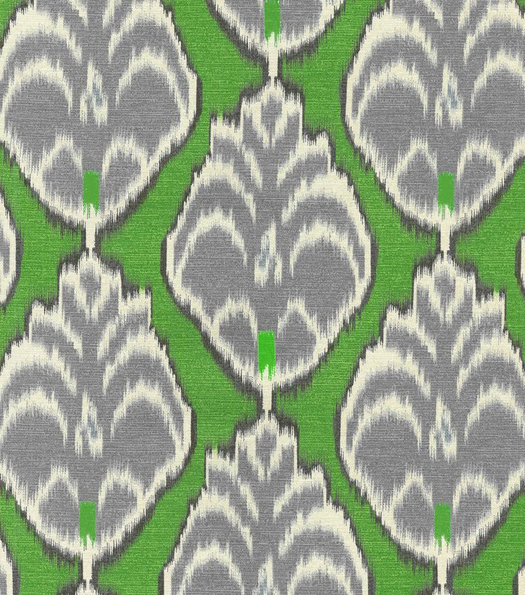 Home Decor Print Fabric  HGTV Home Gathering Place Fern Part 50