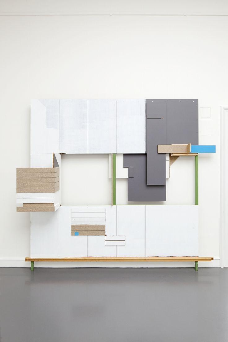 Jan de Cock | Room VI installation