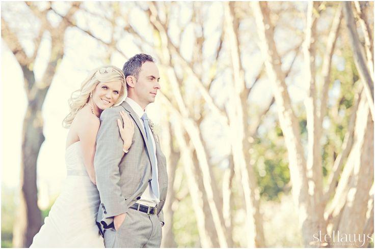 Tarryn & Richard's wedding at Oakfield Farm_the gorgeous couple