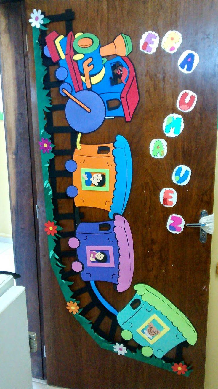 Materiais para Sala de Contação de Histórias e Enfeite para Porta Espaço do Educador Ideia Criativa | Ideia Criativa - Gi Barbosa Educação Infantil