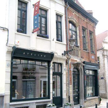 BRÜSSEL - Bed & Breakfast TAPTOE, mitten in der Altstadt.
