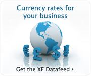 online currency converter widget (helpful for purchasing stuff overseas)