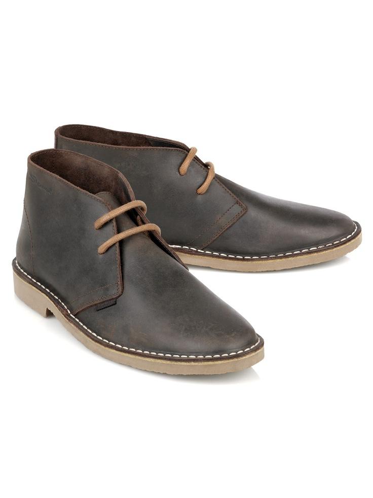 Ben Sherman Desert Boot.