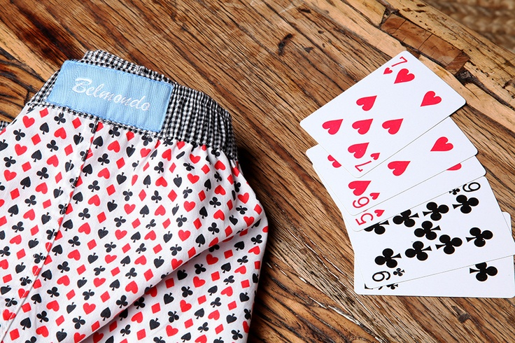 Decidedly fun #boxers - it's in the cards! #gifts #Christmas