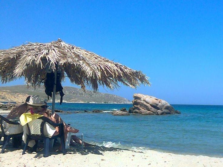 Παραλία Κοκκινόβραχος. Φωτό: Παναγιώτης Σφυρής
