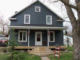 59 Best Images About Cottage Exterior Colours On Pinterest