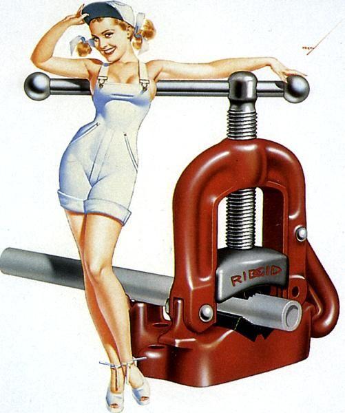 George Petty Pin Up Girls: 77 Best Ridgid Images On Pinterest