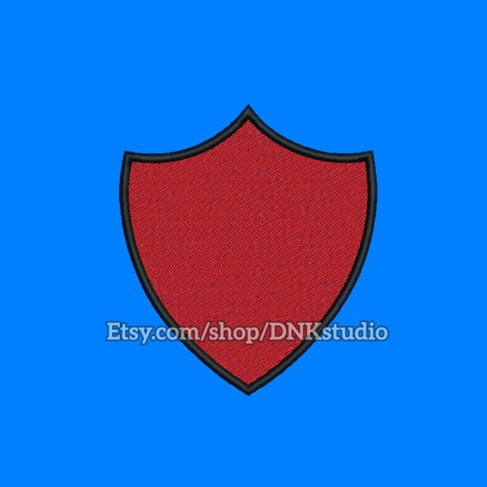 Badge Shield Embroidery Design INSTANT DOWNLOAD This design manually made by hand, from start to finish. It is a digitized embroidery design for a buyer who has an embroidery sewing machine  https://www.etsy.com/listing/541341223/shield-embroidery-design-6-sizes-instant  Buy 3 get 1 free ! Get this Badge Shield Embroidery Design   #stitch #digitized #Sewing #Needlecraft #stitches #Embroidery #Applique #EmbroideryDesign #Design #pattern #MachineEmbroidery #cute #Police #Badge #Shield