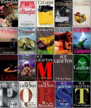 Sue Grafton-Mystery SeriesWorth Reading, Book Worth, Alphabet Mysteries, Mystery Books, Alphabet Series, Favorite Book, Sue Grafton Alphabet, Sue Grafton Book, Grafton Mysteries Series
