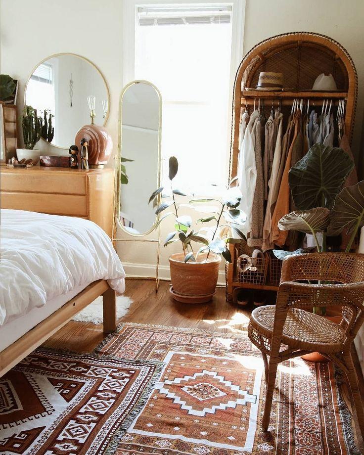 Bohemian Bedroom Decor Ideas
