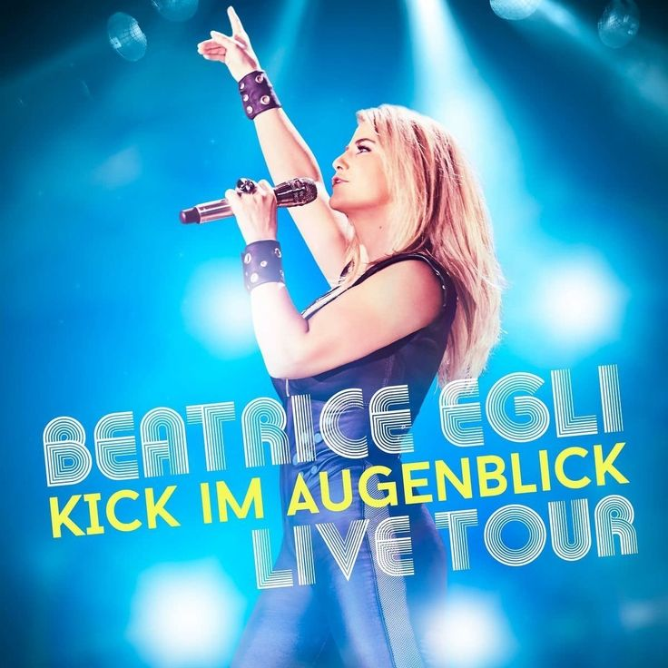 Beatrice Egli Verffentlicht Endlich Ihre Erste Live CD Mit Kick Im Augenblick