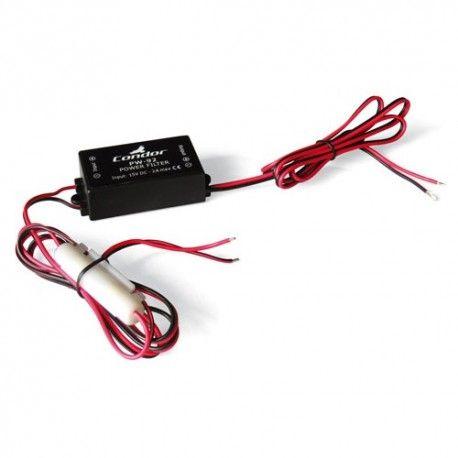 Protection de surtensions 12Vcc  Marque : Humminbird  Protection de surtension 12Vcc isolé 2 Ampères  A RETENIR      protège votre sondeur     porte fusible  Ref. SW-REGUL