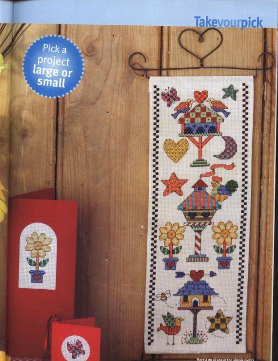 Gallery.ru / Фото #14 - Cross Stitch Crazy 102 сентябрь 2007 - tymannost